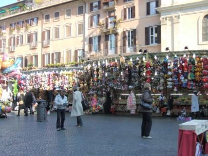 Christmas Market, Piazza Navona