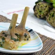 Artichokes Romana photo by G. Parisi