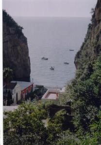 near Cinqueterre