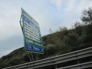 Off to Civitivecchia
