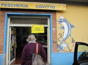 Going into Covitto's