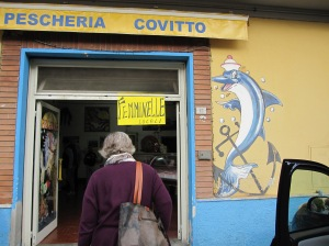 Going into Covitto's
