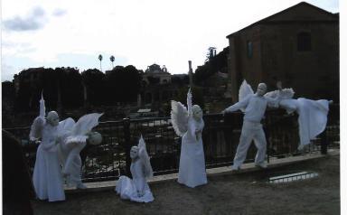 Feragosto in Roma